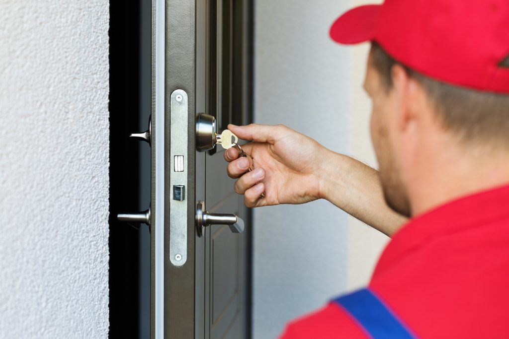 finding a locksmith